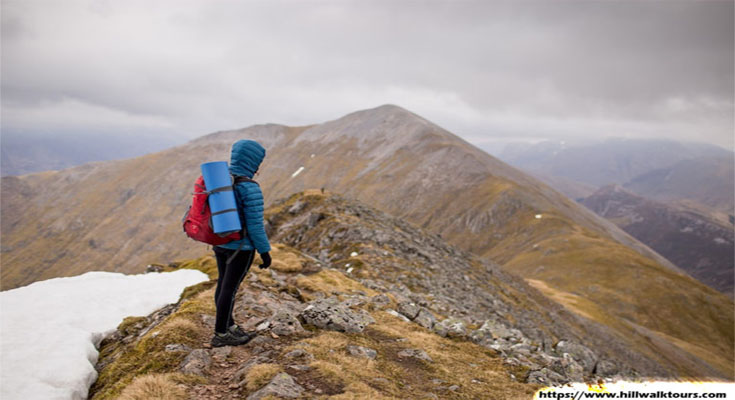 Equipment For Backpacking or Hillwalking