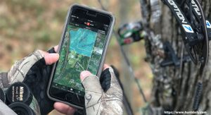 Pre-Hunt Scouting With a Hand-Held GPS