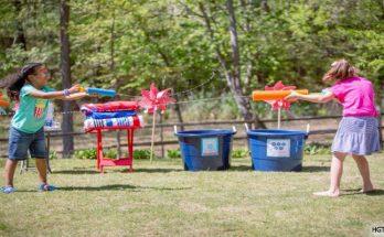 5 Watery Outdoor Activities For Toddlers and Preschoolers
