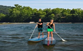 Activities and Adventures on South Padre Island, Texas - Stand-Up-Paddle Surfing
