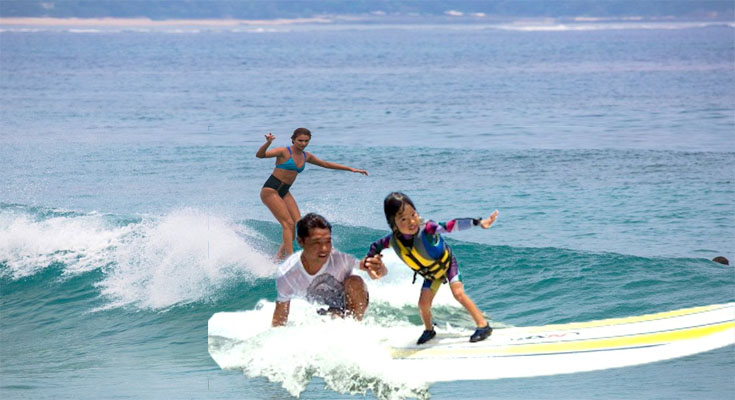 Surfing Activities and Adventures